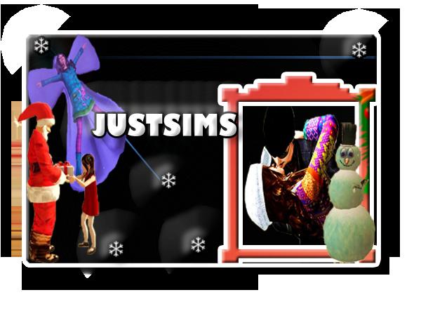 Just Sims-Bem-vindo